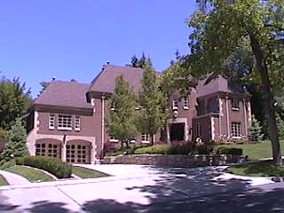 Connor Jackobsen's Mansion.